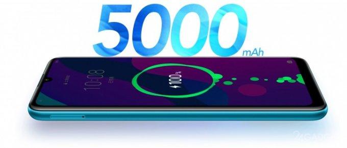 Представлен бюджетный смартфон Play 9A от Honor за 125 долларов (6 фото)