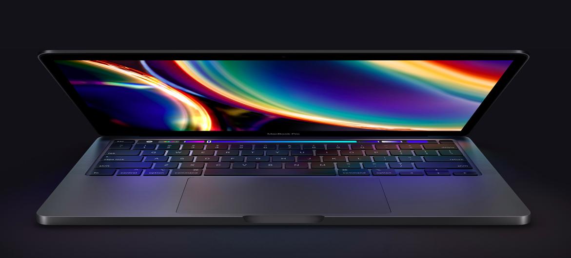 Apple обновила компактный MacBook Pro
