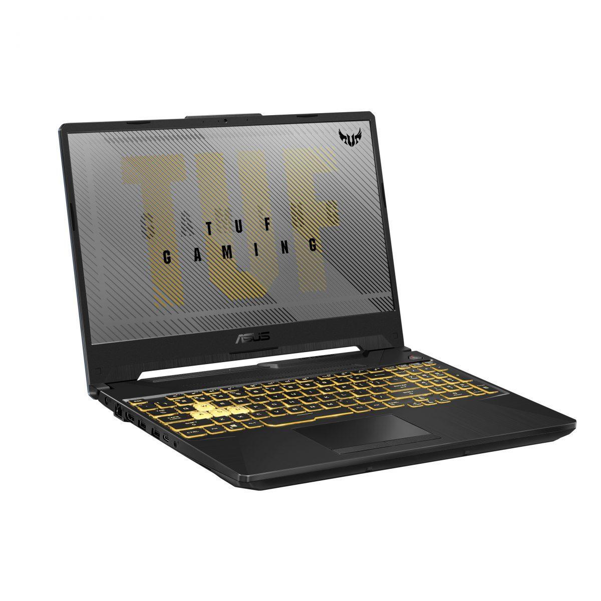 ASUS привезла в Россию новые недорогие игровые ноутбуки