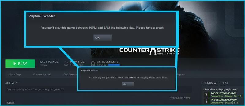 Создана новая версия Steam с учётом китайской цензуры