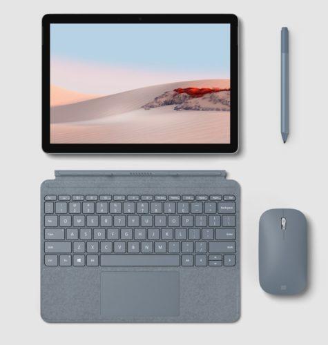 Microsoft представила полноценный планшет Surface Go 2 по цене самого дешевого iPhone