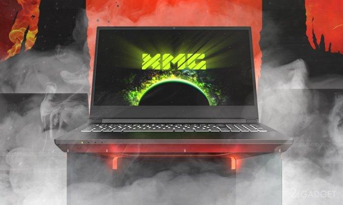 XMG APEX 15 – самый мощный ноутбук в мире (4 фото)