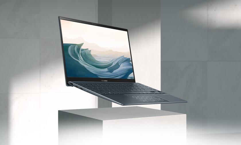 ASUS представила ещё более тонкие, но мощные ноутбуки