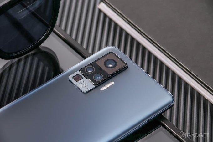 Анонсирована первая в мире флагманская линейка смартфонов X50, с механическим стабилизатором камеры