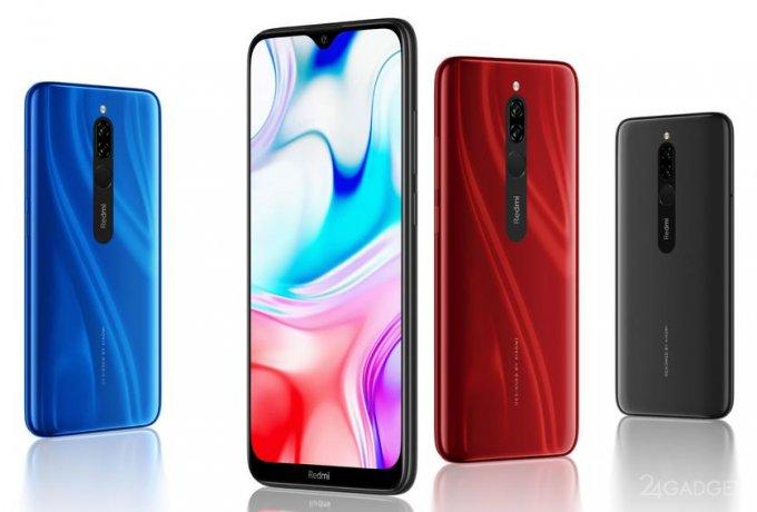 Бюджетные модели Redmi 9, Redmi 9A и Redmi 9C от Xiaomi