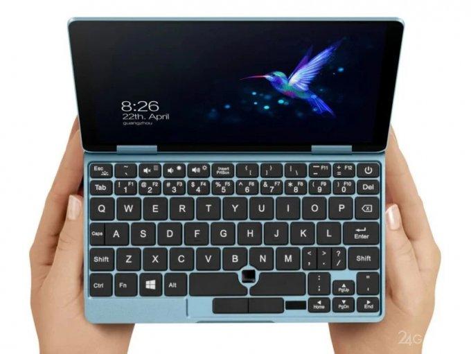 Вышел новый карманный ноутбук One Mix 1S+