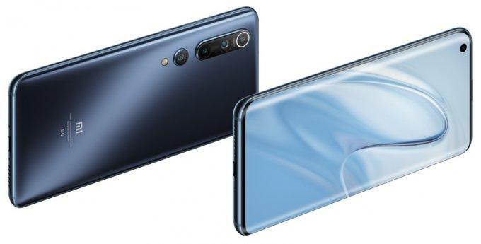 На рынок России вышли смартфоны Xiaomi Mi10 и Mi Note 10 Lite (2 фото)