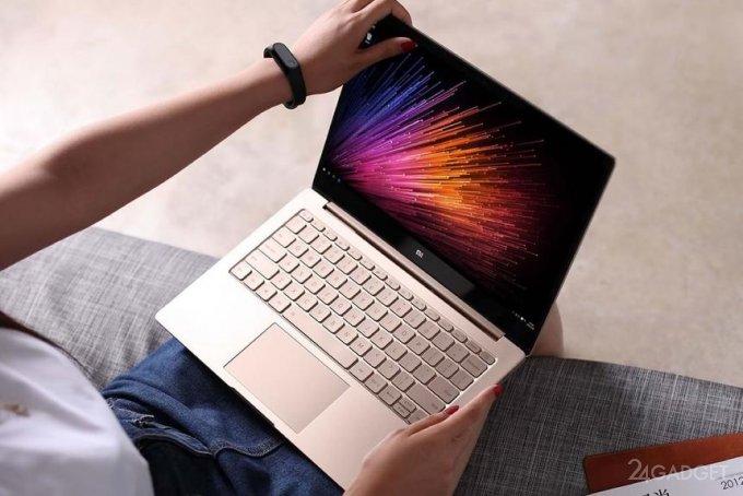 Появилось видео будущего ноутбука Xiaomi Mi Notebook (2 видео)