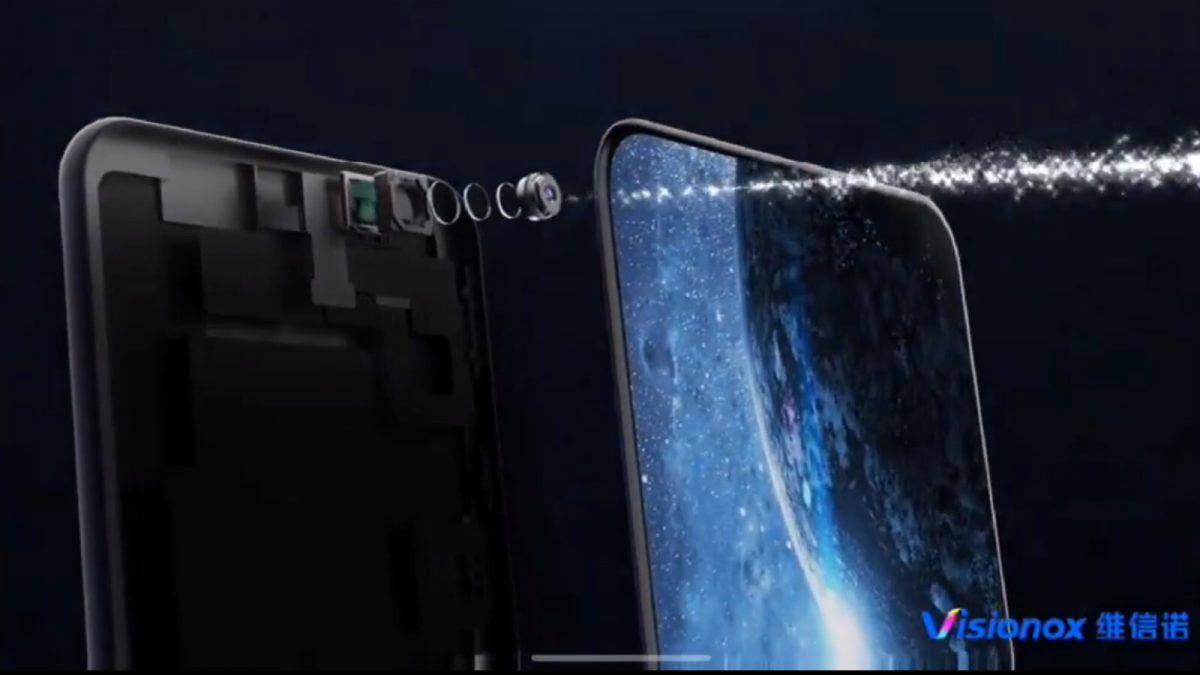 Дисплеи смартфонов с подэкранными камерами уже начали выпускать