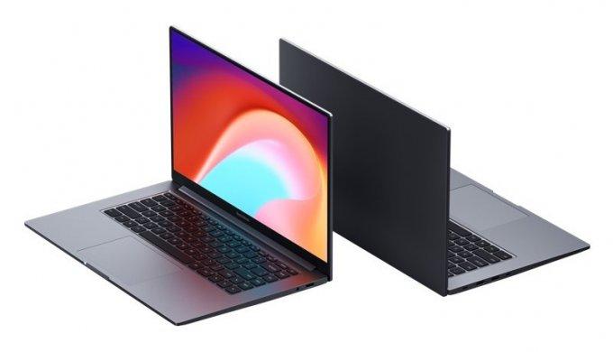 Представлена обновлённая линейка ноутбуков RedmiBook на процессорах Intel Core 10-го поколения (4 фото)