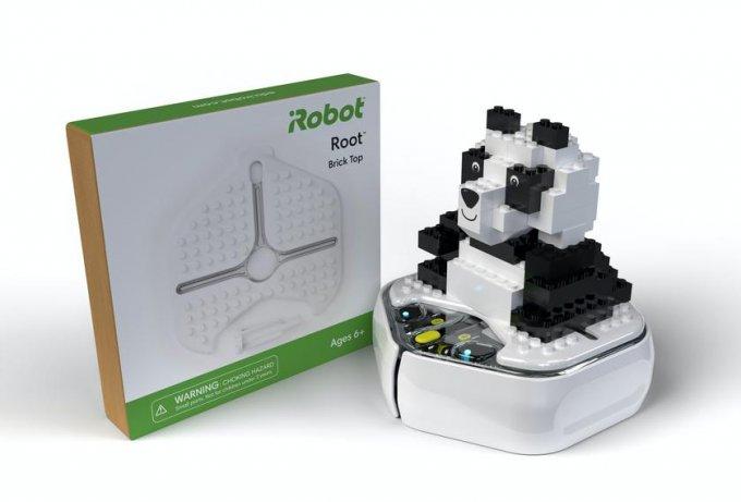 Робот Root rt0 обучит детей программированию и развлечет взрослых (видео)