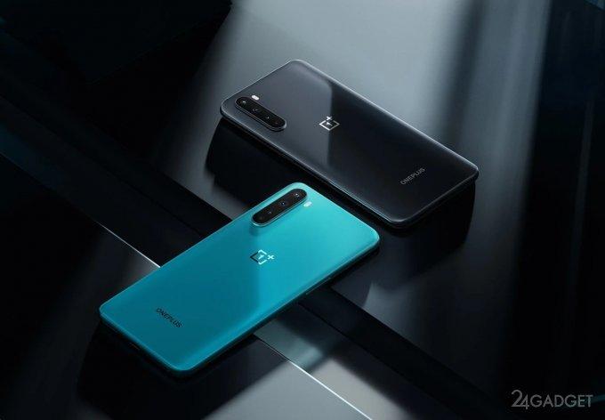 Состоялась официальная презентация смартфона OnePlus Nord (3 фото)