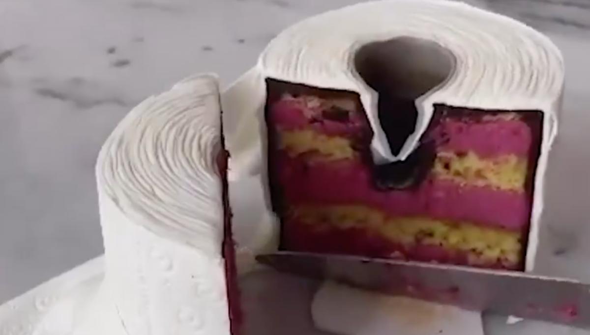 Торты в «зловещей долине»: что пугает нас в креативных дизайнах еды