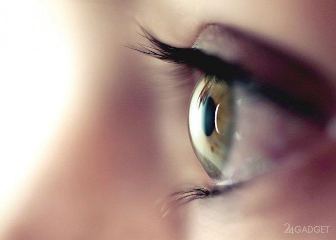 Учёные впервые смогли восстановить зрение с помощью инъекции наночастиц
