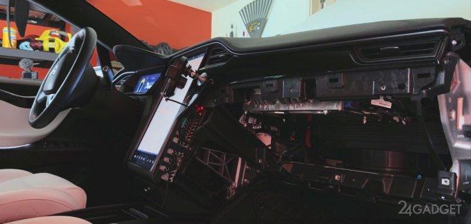 Tesla уменьшает вдвое гарантию на проблемный сенсорный экран и носитель eMMC