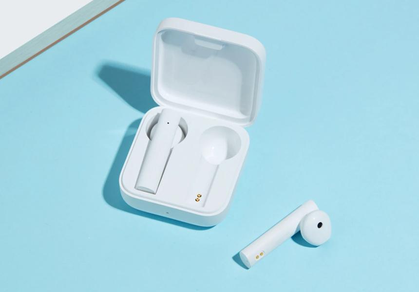 Xiaomi представила беспроводные наушники стоимостью в четверть цены Apple AirPods