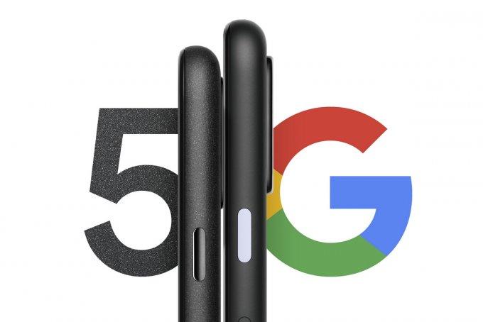Анонсированы смартфоны Google Pixel 5, Pixel 4A 5G и Pixel 4A (4 фото + 2 видео)