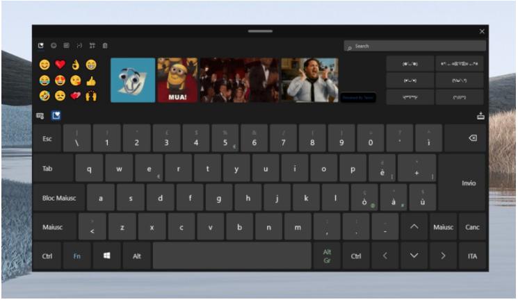 В Windows 10 появились элементы новейшей операционной системы