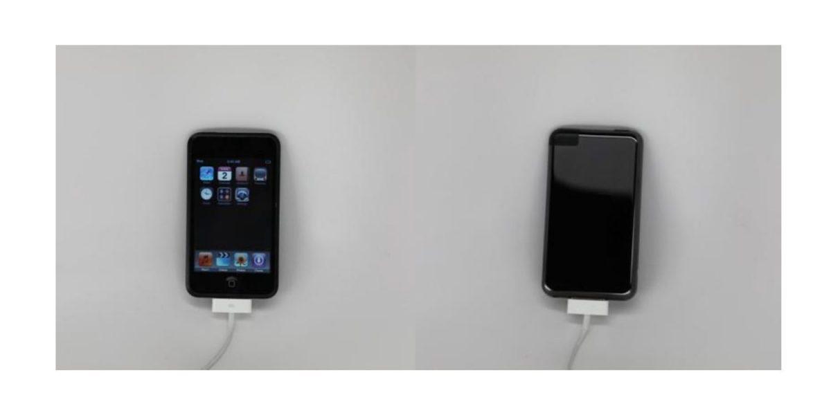 На фото показали невыпущенный прототип iPod touch