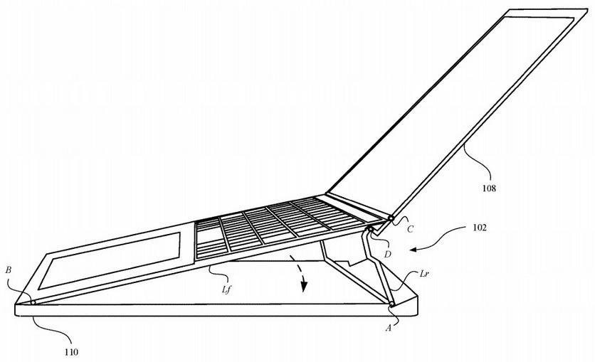 Apple разработала новую конструкцию клавиатуры для собственных ноутбуков