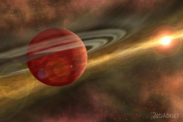 Открыта планета с длительностью года равному 3,14 суток