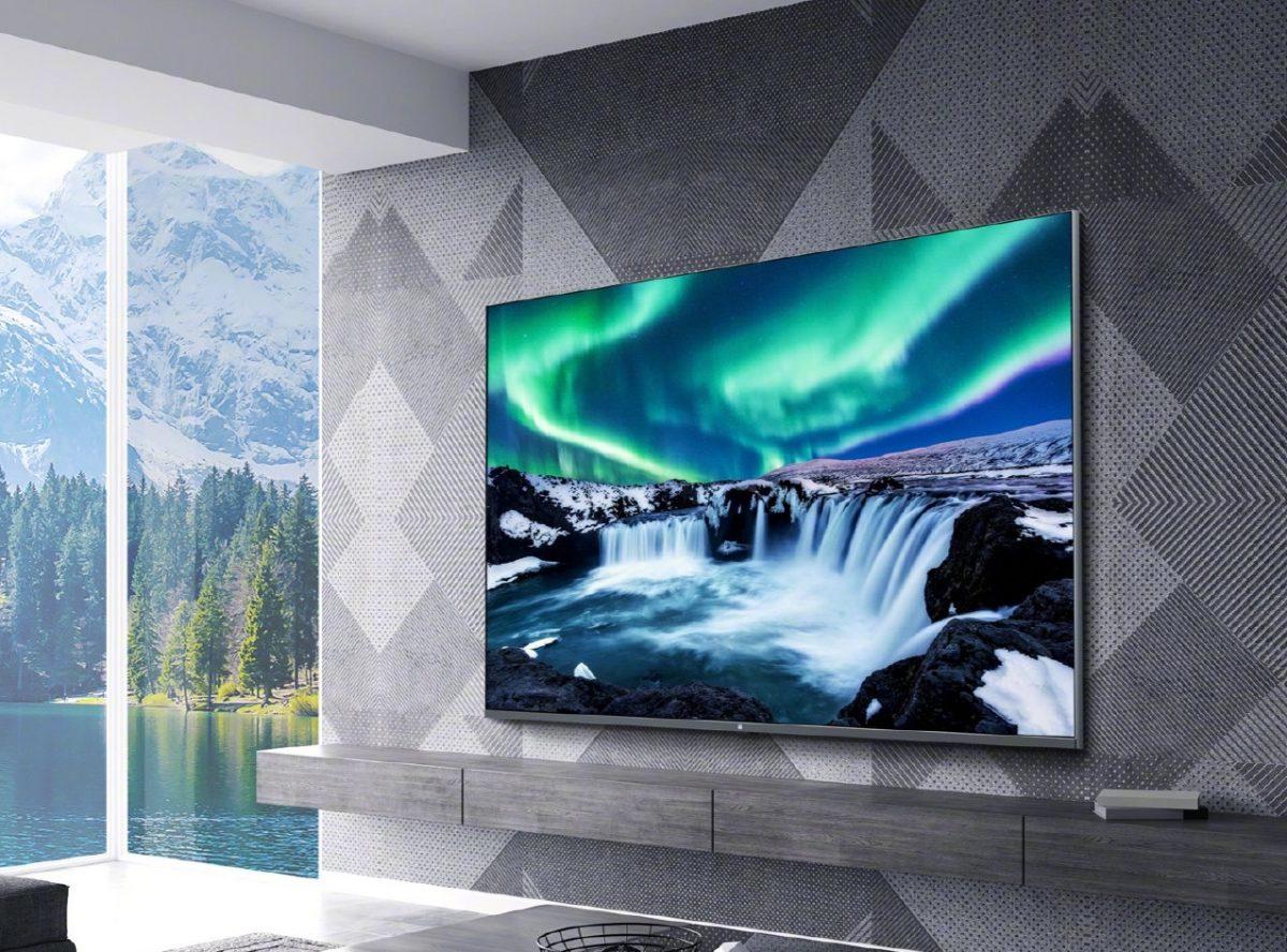 Раскрыт гигантский 8К-телевизор Xiaomi со встроенным 5G