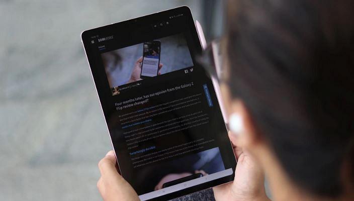 Раскрыта дата выхода нового бюджетного планшета Samsung