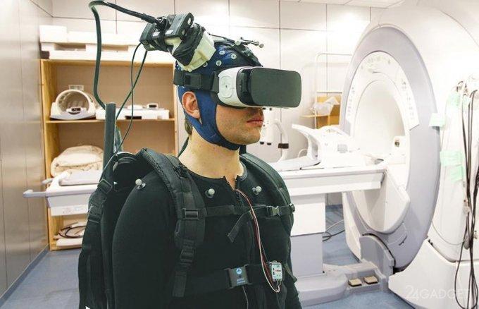 Создан аппарат МРТ помещающийся в рюкзак