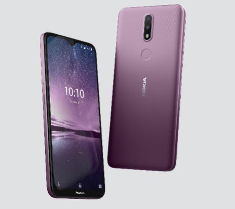 Nokia представила бюджетные смартфоны с большими аккумуляторами