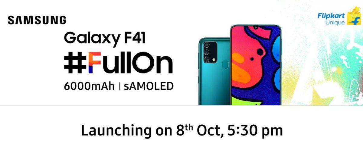 Samsung раскрыла дату анонса первого смартфона серии Galaxy F