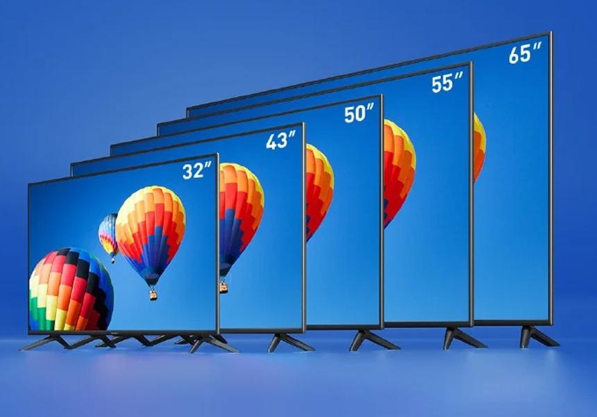 Xiaomi выпустит пять недорогих телевизоров