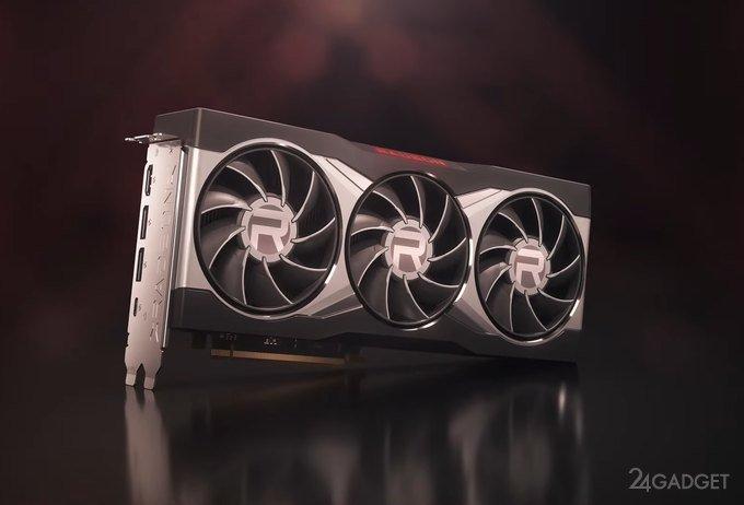 AMD презентовала видеокарты нового поколения Radeon RX 6000 на архитектуре RDNA 2 (2 видео)