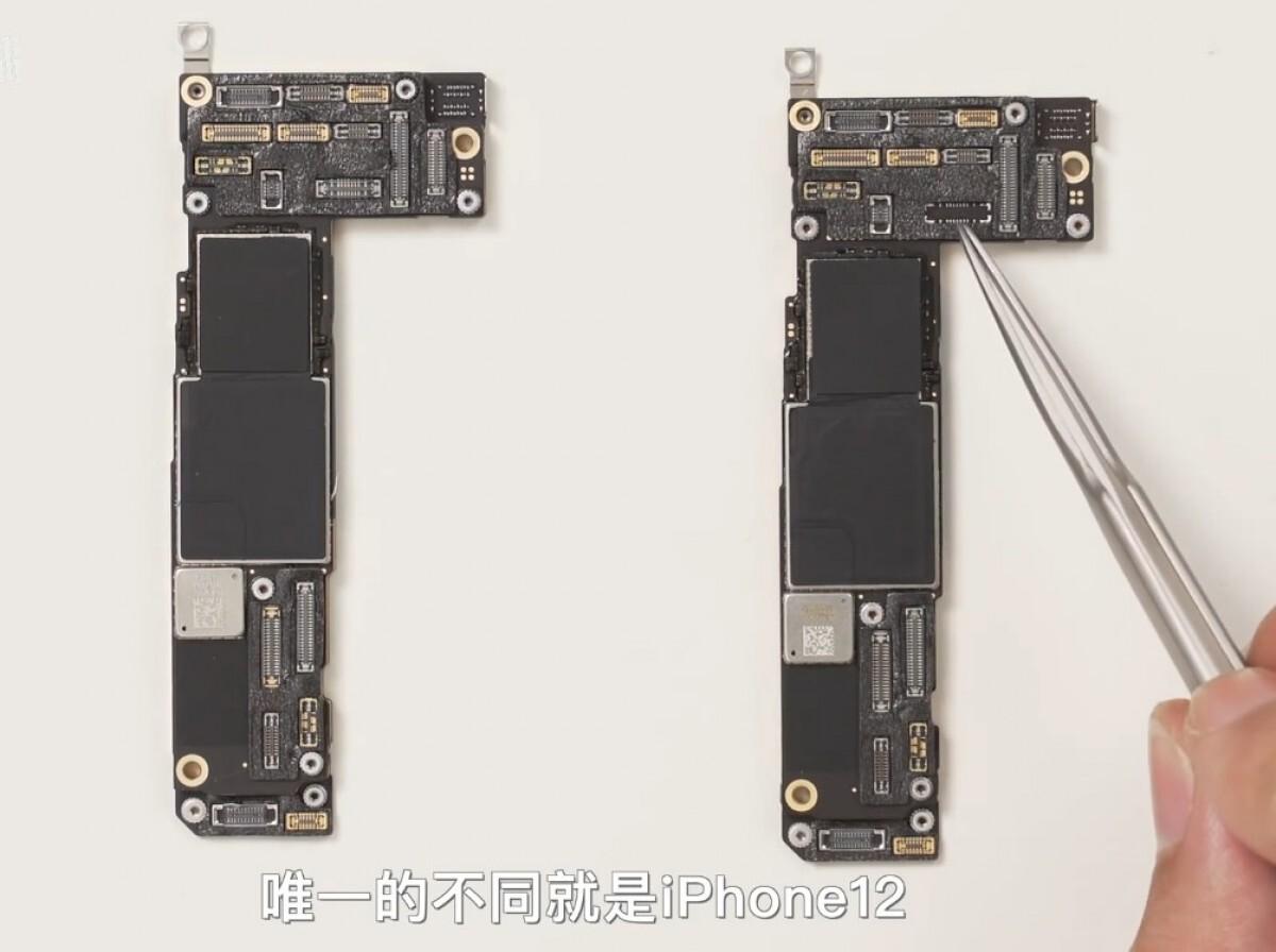 iPhone 12 и 12 Pro оказались почти одинаковыми смартфонами внутри