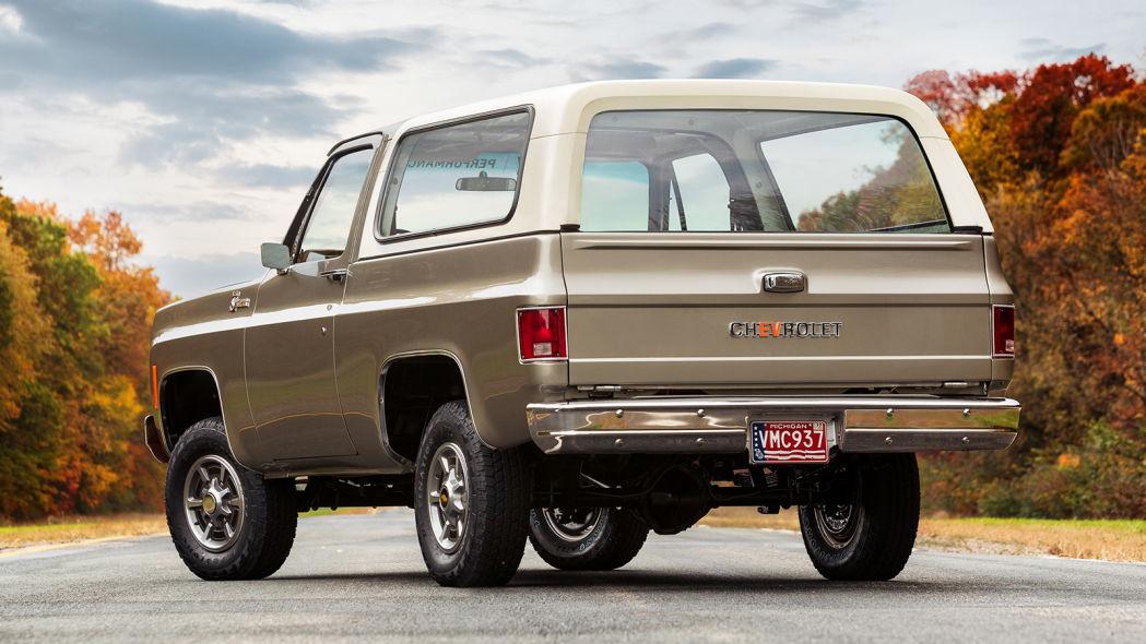 Chevrolet создала комплекты для переделки старых машин в электрокары
