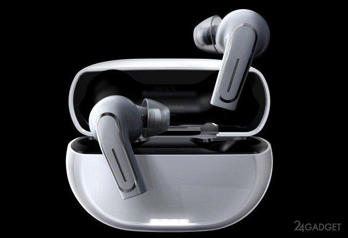 Olive Pro – беспроводные наушники и слуховой аппарат в одном устройстве (видео)