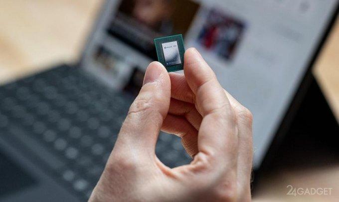 Microsoft разрабатывает собственные процессоры для серверов и компьютеров Surface