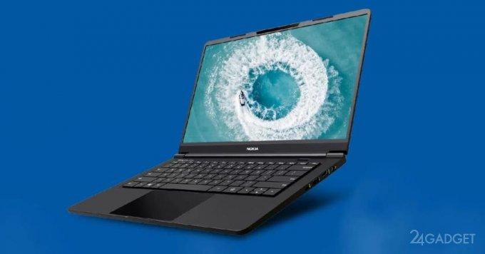 Nokia выпустит ноутбук PureBook X14 массой 1,1 кг с процессором Intel Core 10-го поколения (4 фото)
