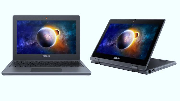 ASUS и Acer представили новые дешёвые ноутбуки для школ и университетов