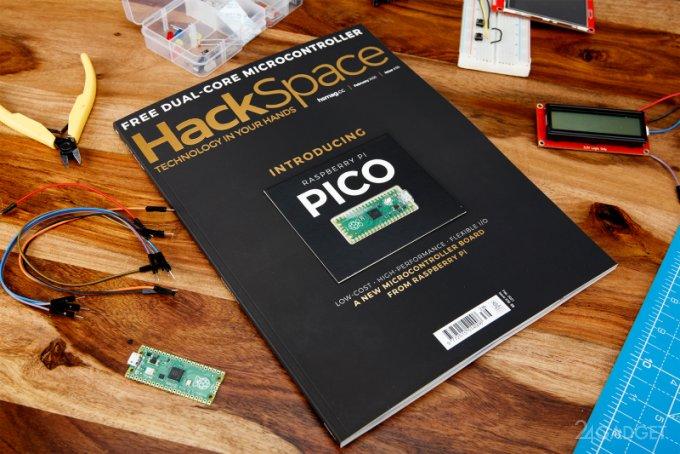 Альтернатива Arduino – микроконтроллер Raspberry Pi Pico по цене 4 доллара