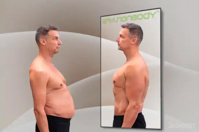 Приложение EnvisionBody покажет как вы могли бы выглядеть после тренировок