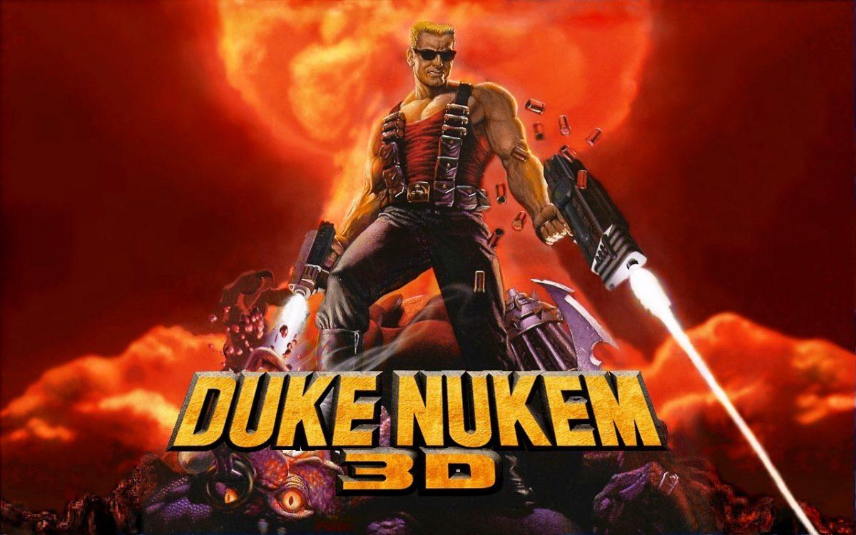 Раньше игры были с сексизмом и неполиткорректными — золотые времена! Duke Nukem исполнилось 25 лет!