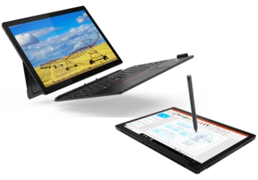 Lenovo представила флагманские ноутбуки серии X1 для бизнеса и развлечений
