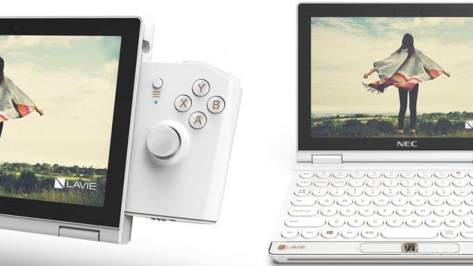 Lenovo презентовала концепт трансформируемого в игровую консоль ПК LAVIE MINI (4 фото)
