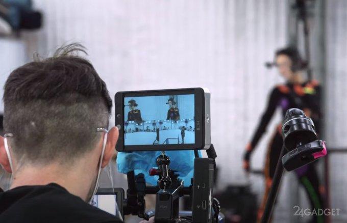 Sony и певица Мэдисон Бир представили технологию проведения виртуальных концертов (3 фото + видео)