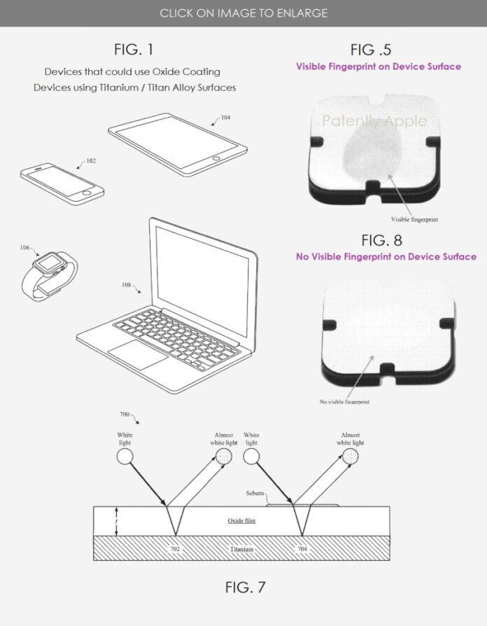 Apple начнёт делать устройства в корпусе из титана
