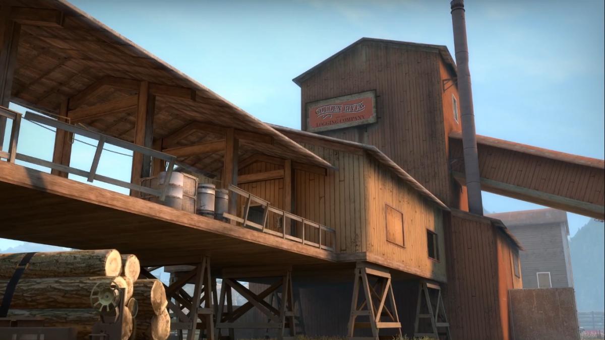 В CS:GO добавили карту в стиле Far Cry 5