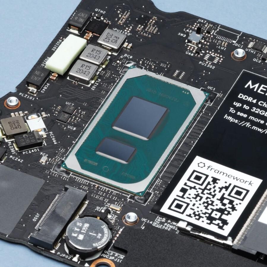 Выпущен модульный ноутбук с возможностью постоянного обновления «железа»