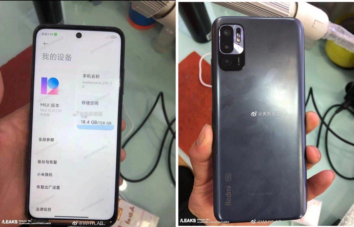 «Живые» фото недорогого смартфона Xiaomi Redmi Note 10 с AMOLED-дисплеем слили в сеть незадолго до анонса