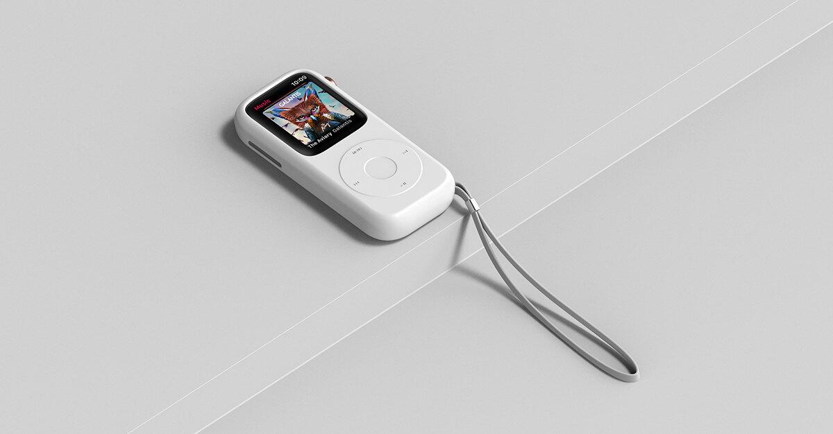 Чехол превратит часы Apple в iPod