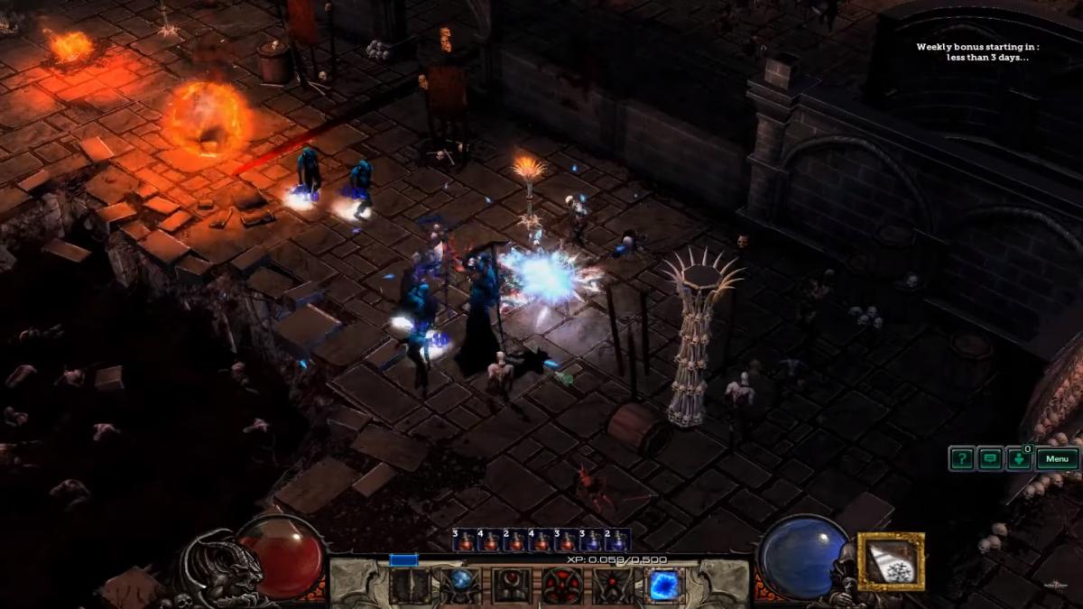 Энтузиасты выпустили играбельный ремейк Diablo 2 c графикой уровня StarCraft 2